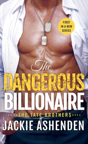 Dangerous Billionaire_Cover