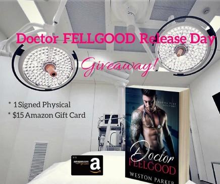 Doctor Fellgood Giveaway