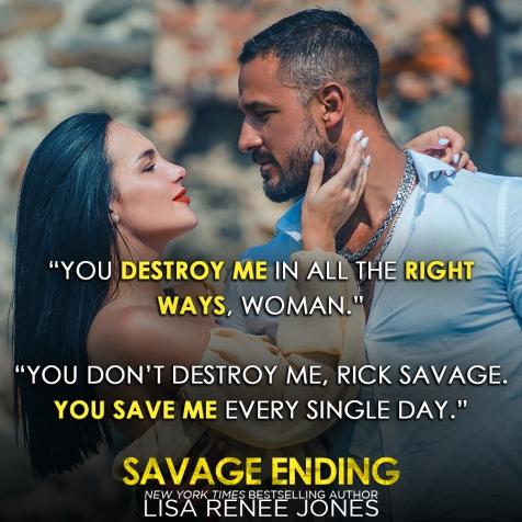 Savage Ending 1